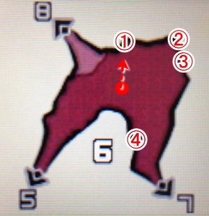 護石マラソンやり方2